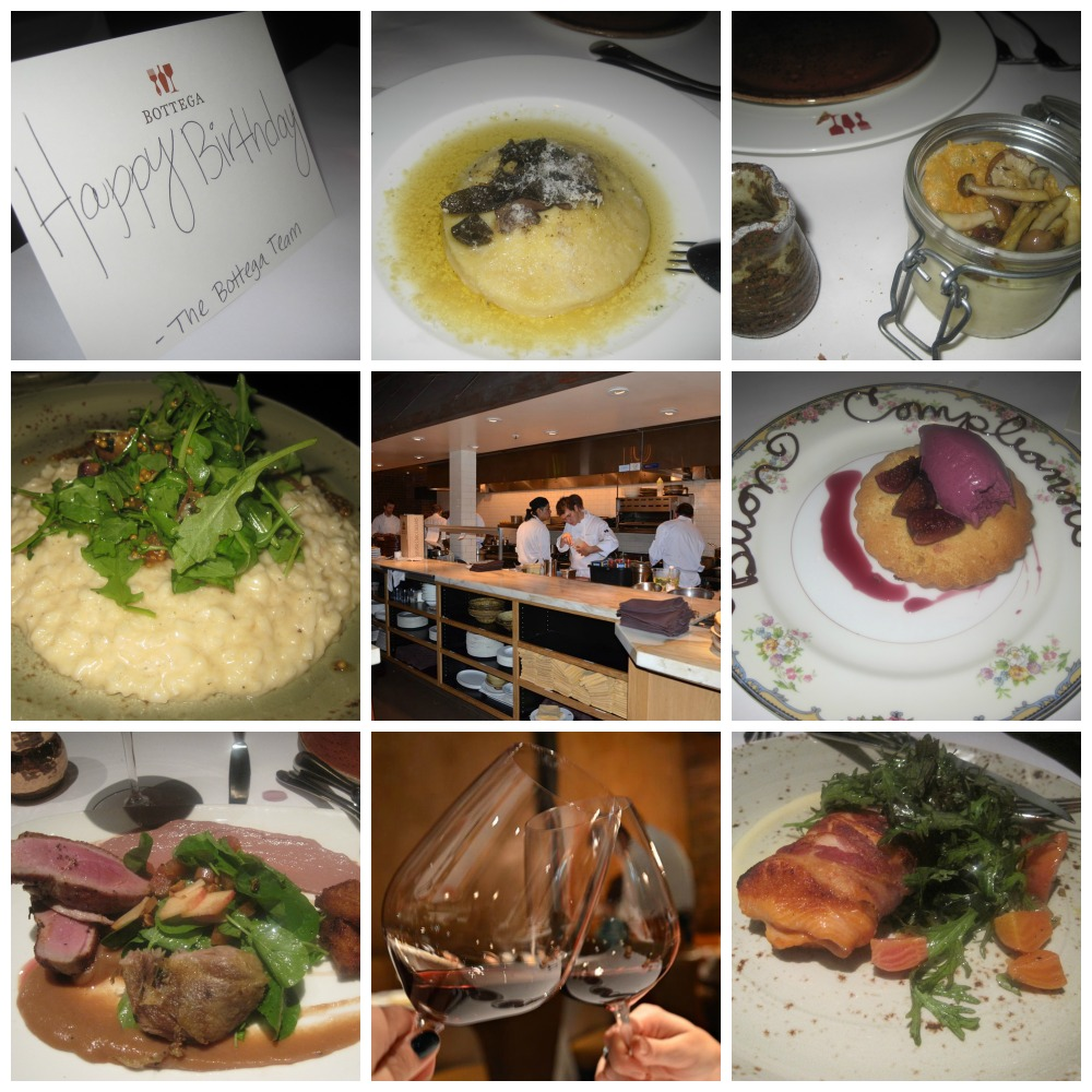 Bottega Collage